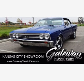 1967 Chevrolet Chevelle SS for sale 101400082