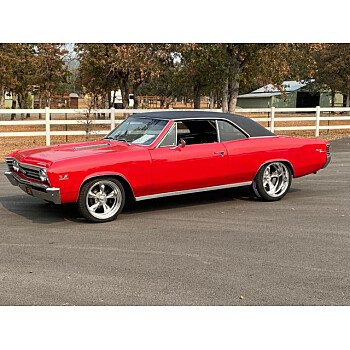 1967 Chevrolet Chevelle for sale 101400244
