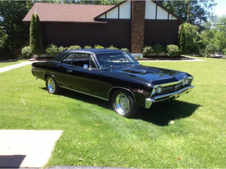 1967 Chevrolet Chevelle for sale 101401074