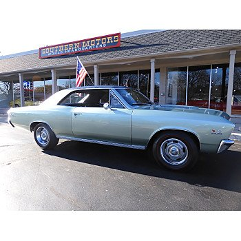 1967 Chevrolet Chevelle SS for sale 101405276