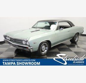 1967 Chevrolet Chevelle SS for sale 101411619