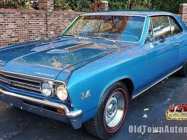 1967 Chevrolet Chevelle SS for sale 101412633