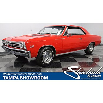 1967 Chevrolet Chevelle SS for sale 101423596