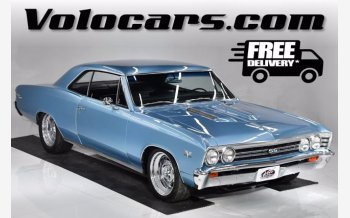 1967 Chevrolet Chevelle SS for sale 101434496