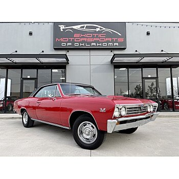 1967 Chevrolet Chevelle SS for sale 101435871