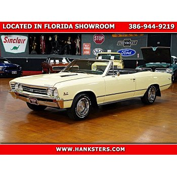 1967 Chevrolet Chevelle for sale 101439100