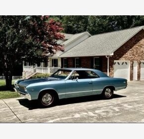 1967 Chevrolet Chevelle Malibu for sale 101442343