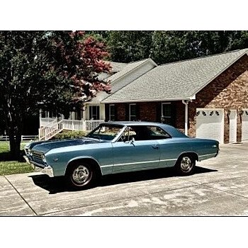 1967 Chevrolet Chevelle Malibu for sale 101442343