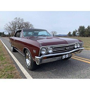 1967 Chevrolet Chevelle for sale 101451628