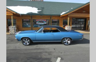 1967 Chevrolet Chevelle SS for sale 101452084