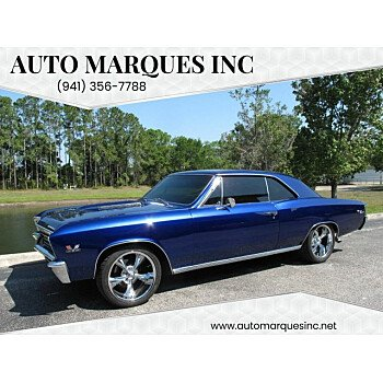 1967 Chevrolet Chevelle SS for sale 101483884