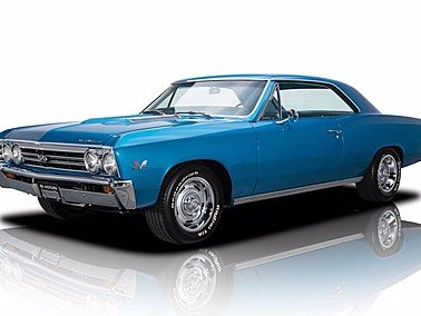 1967 Chevrolet Chevelle SS for sale 101492232