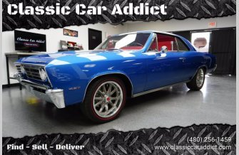 1967 Chevrolet Chevelle for sale 101510162