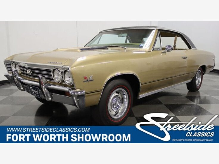 1967 Chevrolet Chevelle SS for sale 101539991