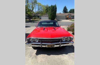 1967 Chevrolet Chevelle SS for sale 101560623
