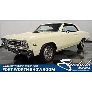 1967 Chevrolet Chevelle SS for sale 101580011