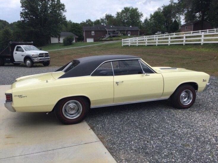 1967 Chevrolet Chevelle SS for sale 101593331