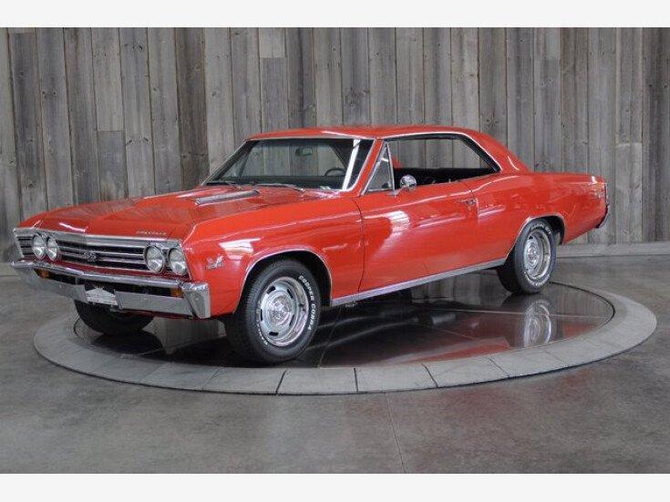 1967 Chevrolet Chevelle for sale 101593564