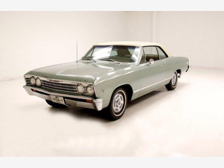 1967 Chevrolet Chevelle Malibu for sale 101608837