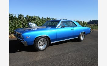 1967 Chevrolet Chevelle SS for sale 101618654