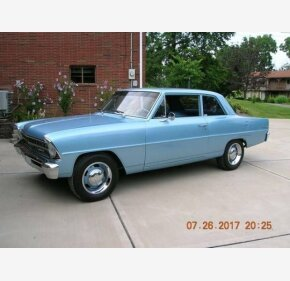 1967 Chevrolet Chevy II for sale 101019516