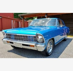 1967 Chevrolet Chevy II for sale 101050132