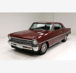 1967 Chevrolet Chevy II for sale 101182235