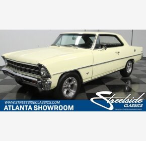 1967 Chevrolet Chevy II for sale 101335588