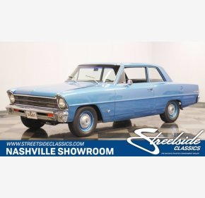 1967 Chevrolet Chevy II for sale 101344709