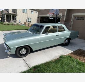 1967 Chevrolet Chevy II for sale 101383883