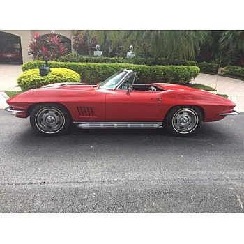 1967 Chevrolet Corvette for sale 100978691