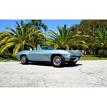 1967 Chevrolet Corvette for sale 101096949