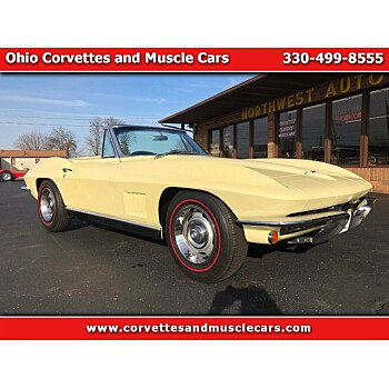 1967 Chevrolet Corvette for sale 100020687