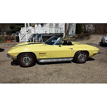1967 Chevrolet Corvette for sale 100722471