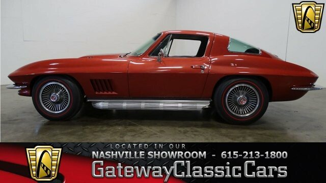 1967 Chevrolet Corvette Classics For Sale Classics On Autotrader