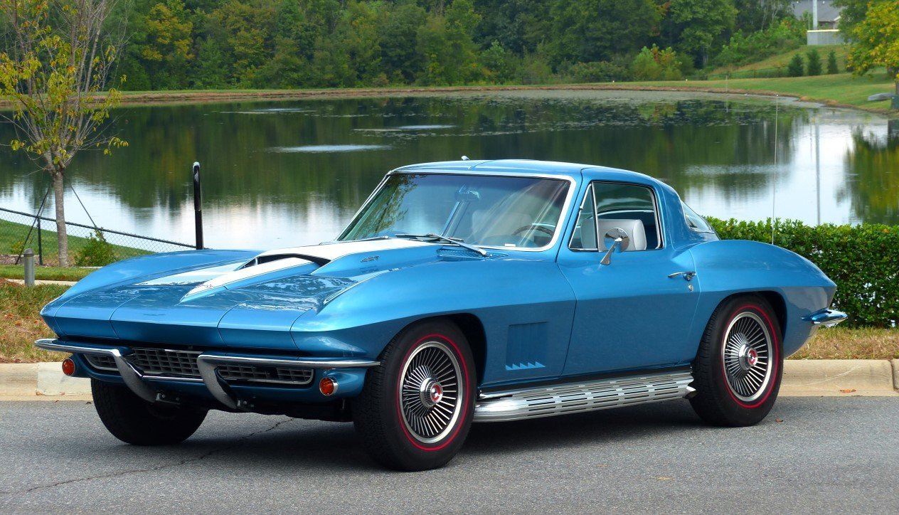 1967 Chevrolet Corvette Classics For Sale On Autotrader 1957 Chevy Bucket Seats