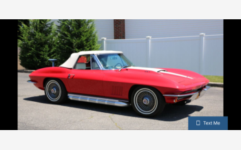 1967 Chevrolet Corvette for sale 101041217