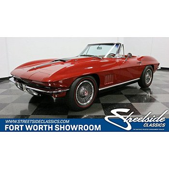 1967 Chevrolet Corvette for sale 101056011