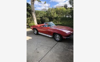 1967 Chevrolet Corvette Convertible for sale 101061324