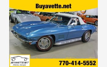 1967 Chevrolet Corvette for sale 101084914