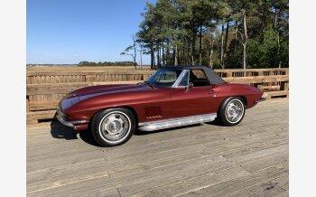 1967 Chevrolet Corvette Convertible for sale 101099944