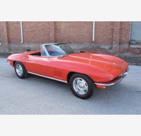 1967 Chevrolet Corvette Convertible for sale 101121906