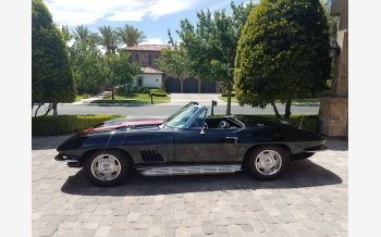 1967 Chevrolet Corvette 427 Convertible for sale 101184928