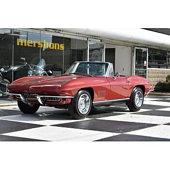 1967 Chevrolet Corvette for sale 101201080