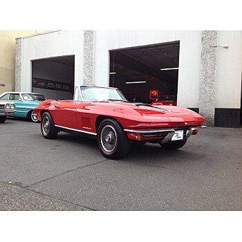 1967 Chevrolet Corvette for sale 101204954