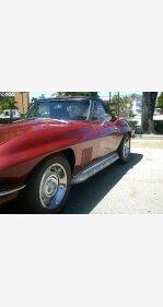 1967 Chevrolet Corvette Convertible for sale 101206207