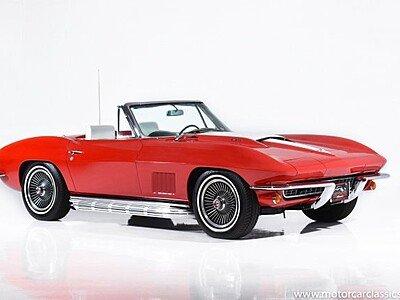 1967 Chevrolet Corvette for sale 101213408