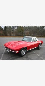 1967 Chevrolet Corvette Convertible for sale 101215256