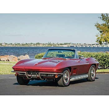 1967 Chevrolet Corvette for sale 101282187