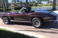 1967 Chevrolet Corvette 427 Convertible for sale 101282686